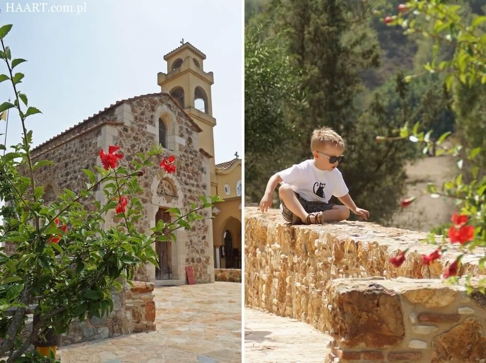 cypr zwiedzanie gór troodos, pyrga