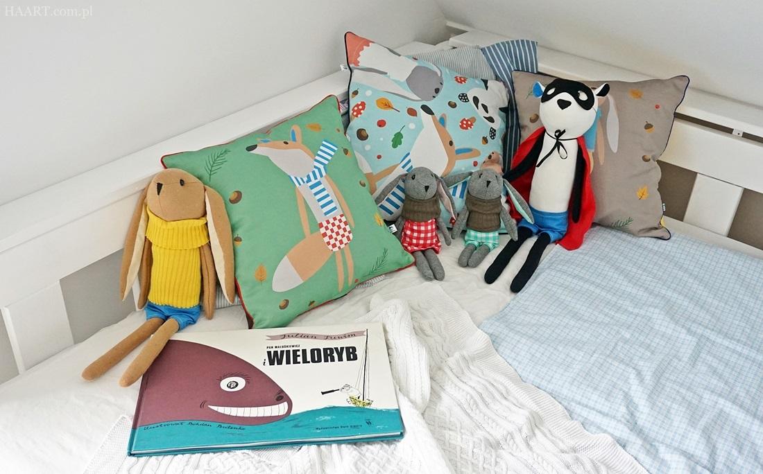dzień dziecka, pomysł na prezent, lady stump, przytulanka, zwierzęta - haart.pl blog diy zrób to sam
