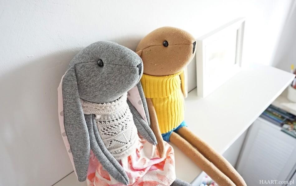 maskotki do przytulania dla dzieci lady stump