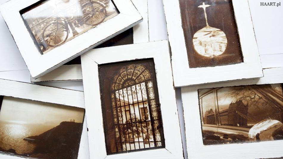 postarzanie drewnianych ram - haart.pl blog diy zrób to sam 6