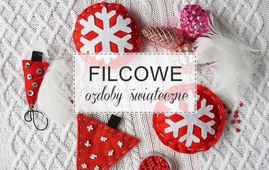 ozdoby świąteczne z filcu na choinkę szablon do wydrukowania pobierz jak zrobić - haart.pl blog diy zrób to sam