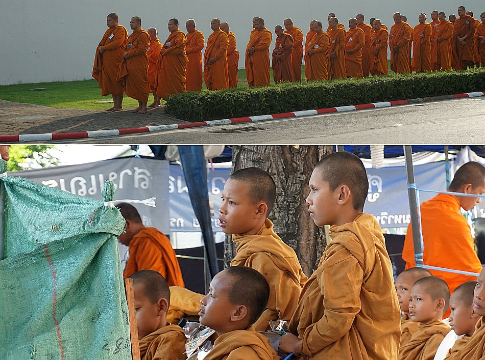 bangkok zabytki wat arun, leżący budda wat pho, pałac królewski co zobaczyć atrakcje ceny mnisi buddyjscy dzieci - haart.pl blog diy zrób to sam 4