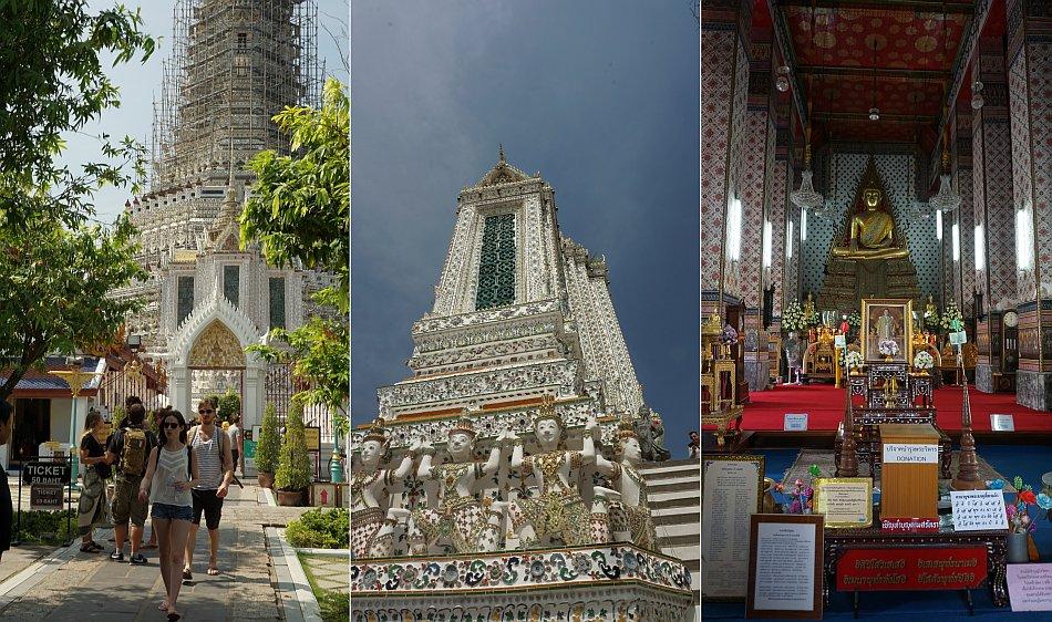 bangkok zabytki wat arun, temple of dawn porady wskazówki ceny - haart.pl blog diy zrób to sam 2