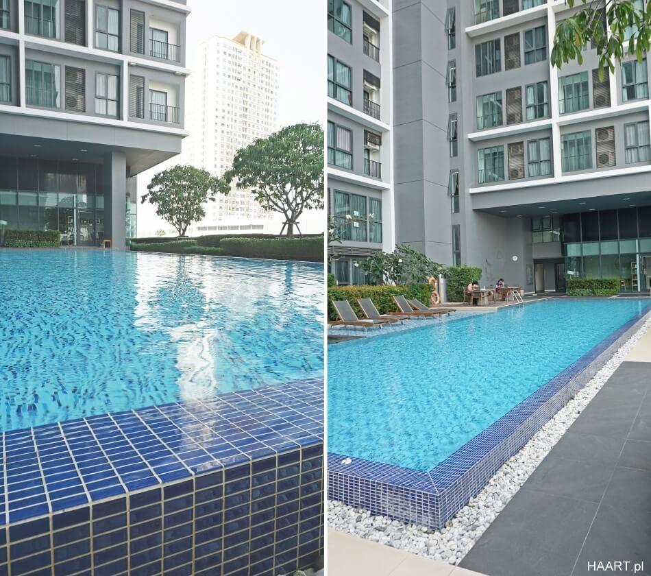 mieszkanie w bangkoku apartament z basenem
