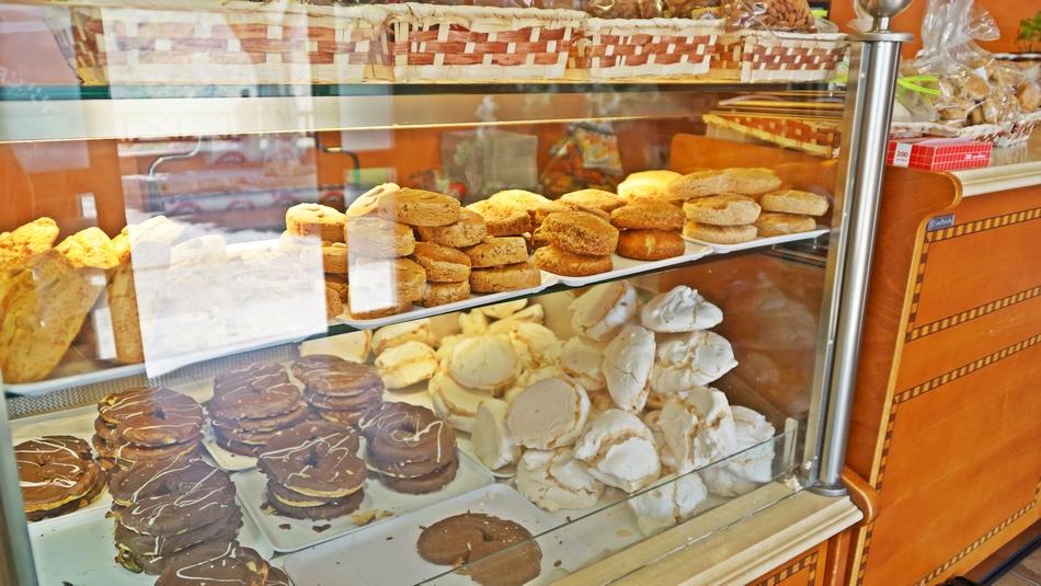 GRAN CANARIA 2015 słodycze kawiarnia