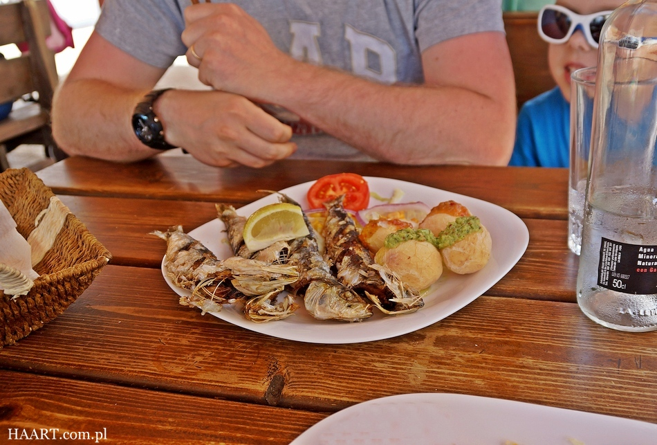 Gran Canaria Jedzenie HAART