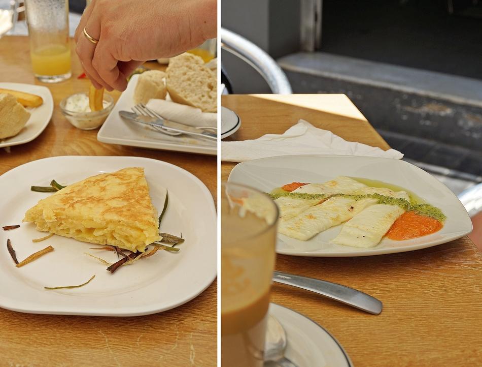 Hiszpański omlet Gran Canaria