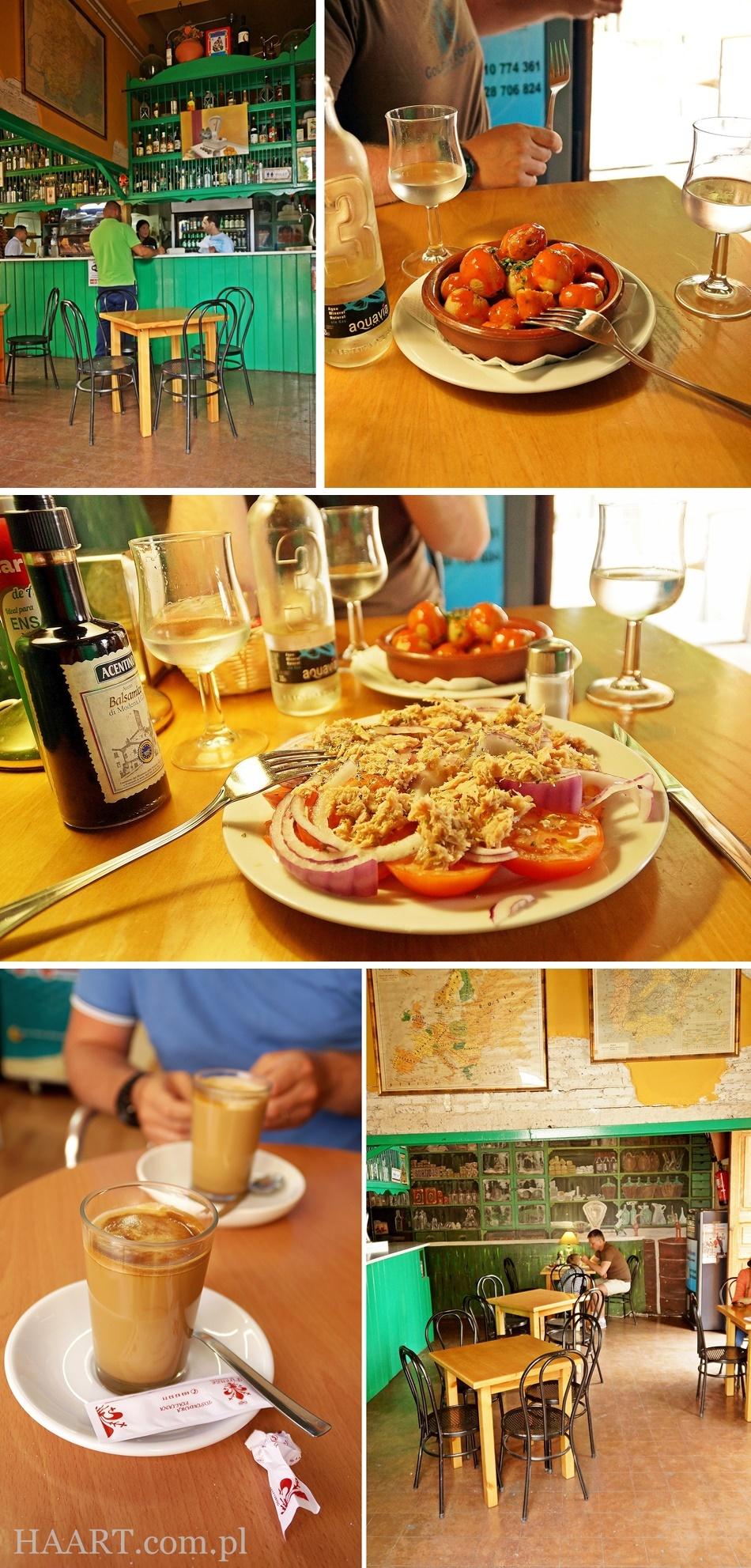 gran canaria ceny hiszpania co jeść gdzie kupować i ile płacić podróże z dzieckiem wakacje jedzenie - haart.pl blog diy zrób to sam 9