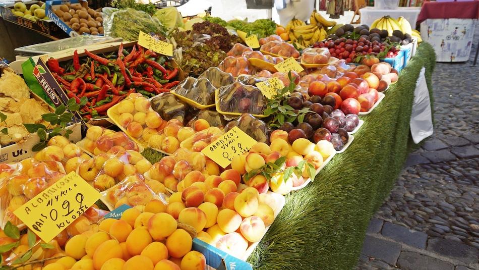 Wyspy Kanaryjskie owoce