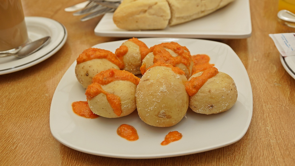 Ziemniaki Gran Canaria