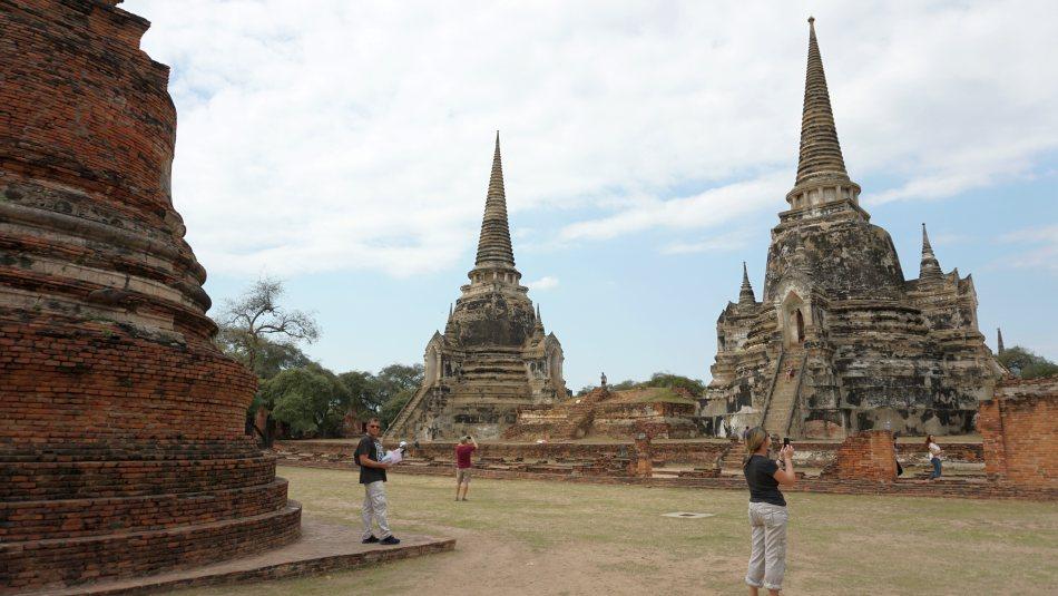 ayutthaya, tajlandia, bangkok, wat phra si sanphet, relacja z wycieczki - haart.pl blog diy zrób to sam 1