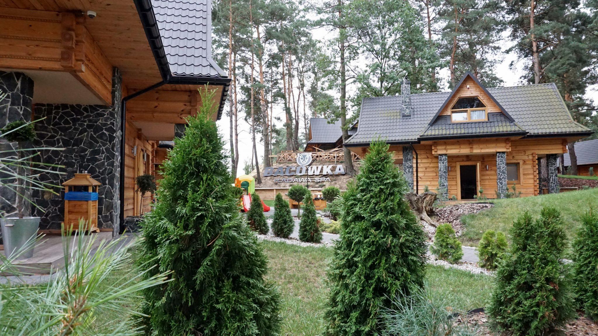 Bacówka Radawa drewniane góralskie domki, las. Haart.pl blog DIY