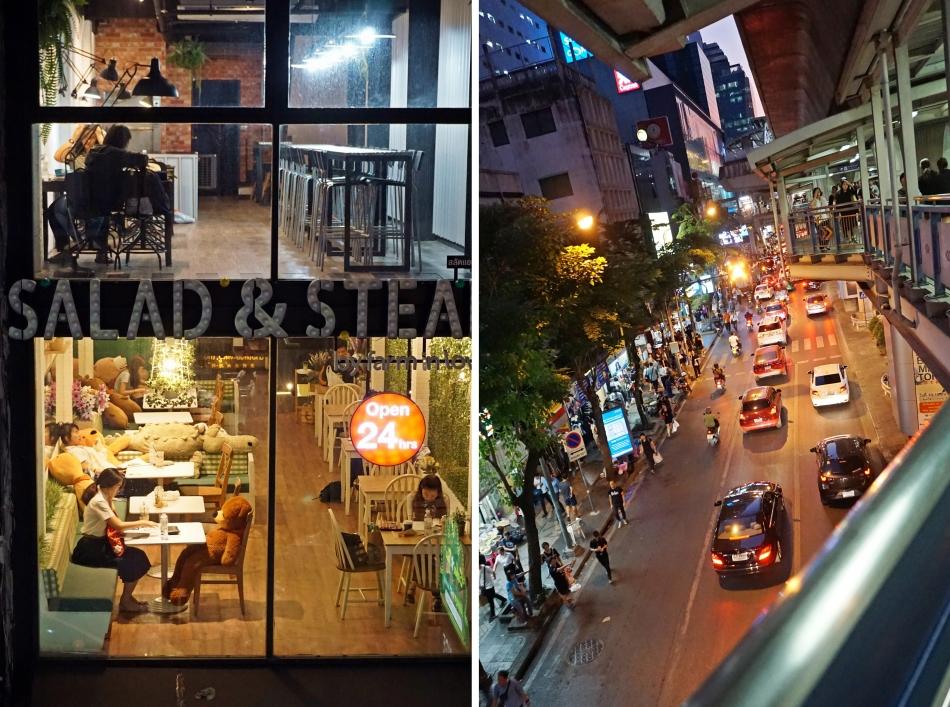 Bangkok zwiedzanie Ulice, samochody, restauracje HAART.pl blog diy