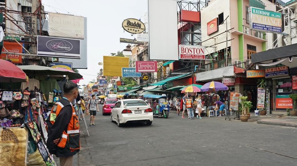Bangkok zwiedzanie - Khao San, Chinatown, Lumpini Park - haart.pl blog diy zrób to sam 5b