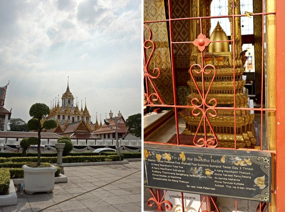 Bangkok zwiedzanie - Loha Prasat HAART blog DIY(1)