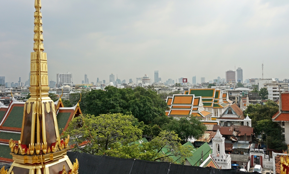 Bangkok zwiedzanie - Loha Prasat HAART blog DIY 2