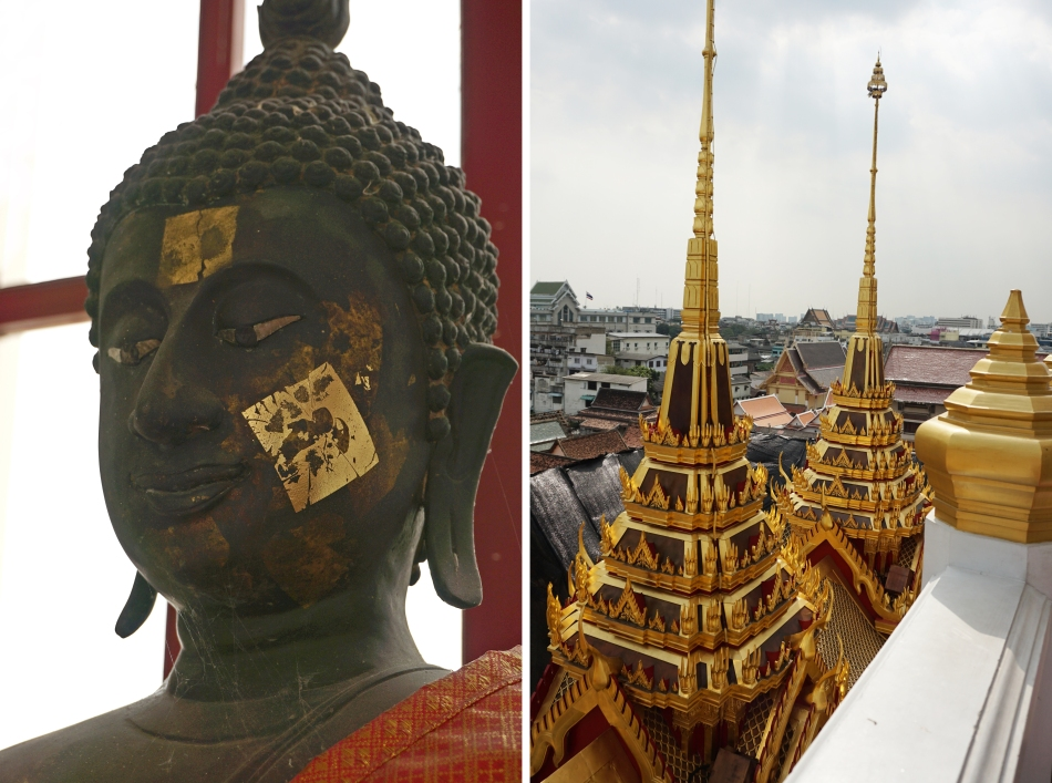Bangkok zwiedzanie - Loha Prasat HAART blog DIY 3