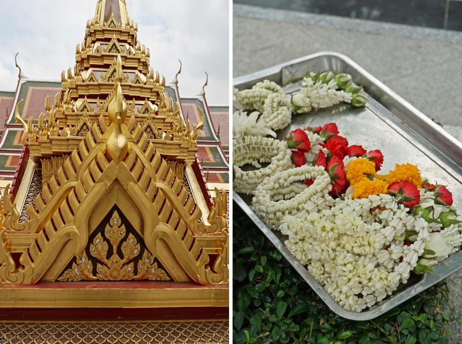 Bangkok zwiedzanie - Loha Prasat HAART blog DIY 5