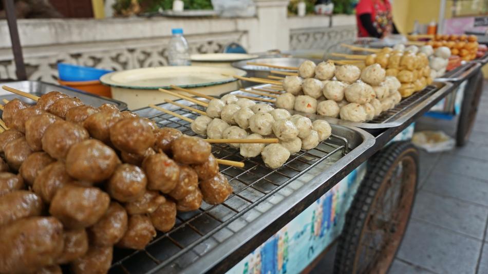Bangkok zwiedzanie - Loha Prasat HAART blog DIY 6
