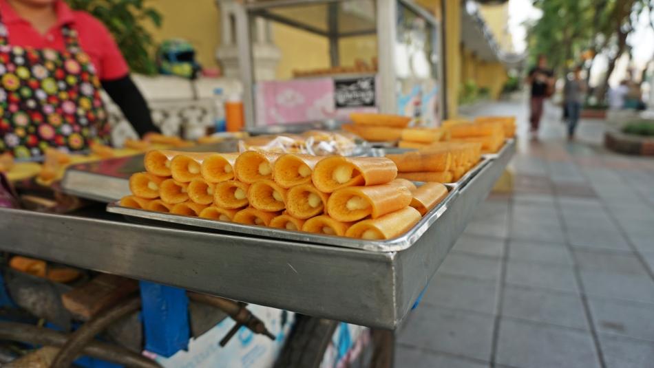 Bangkok zwiedzanie - Loha Prasat HAART blog DIY 7