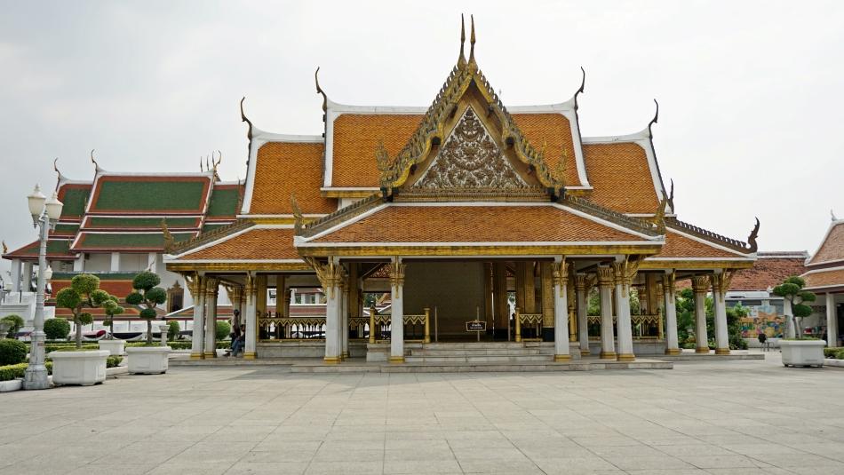 Bangkok zwiedzanie - Loha Prasat HAART blog DIY 8