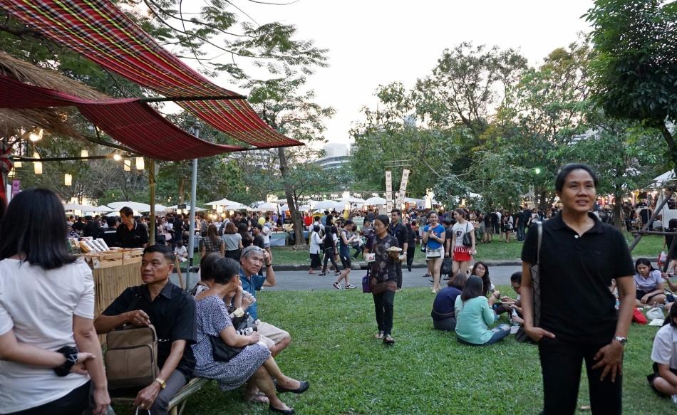 Bangkok zwiedzanie Lumpini Park HAART blog DIY 6