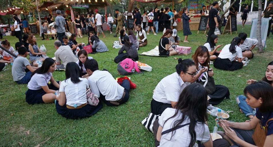 Bangkok zwiedzanie Lumpini Park HAART blog DIY 7