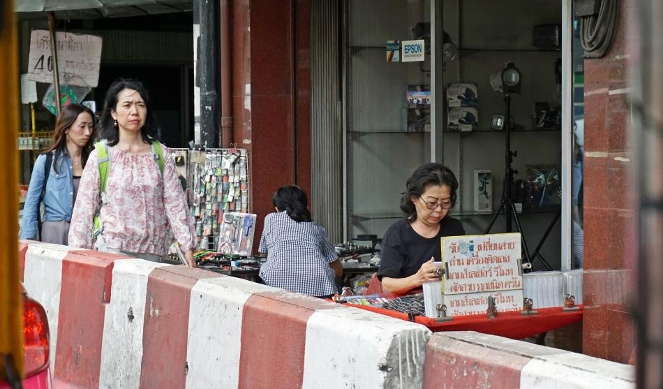 Chinatown Bangkok zwiedzanie HAART blog DIY 3