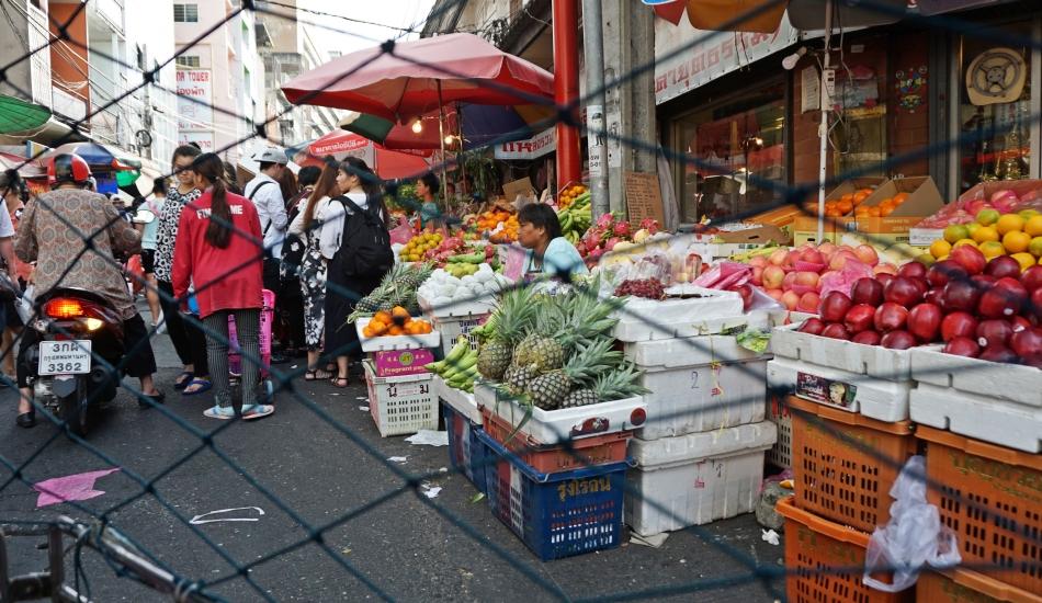 Chinatown Bangkok zwiedzanie HAART blog DIY 7