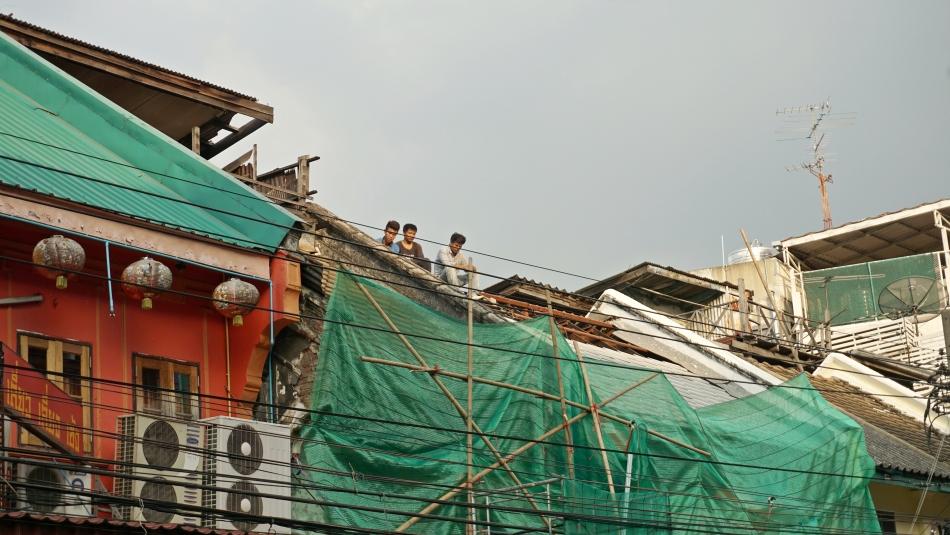 Chinatown Bangkok zwiedzanie HAART blog DIY 8
