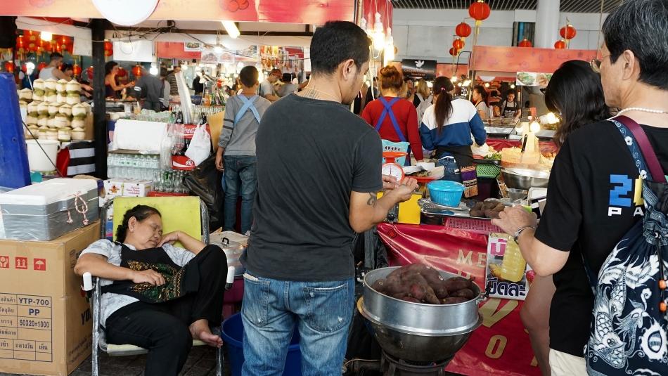 Bagkok atrakcje chińskie jedzenie HAART.pl blog diy