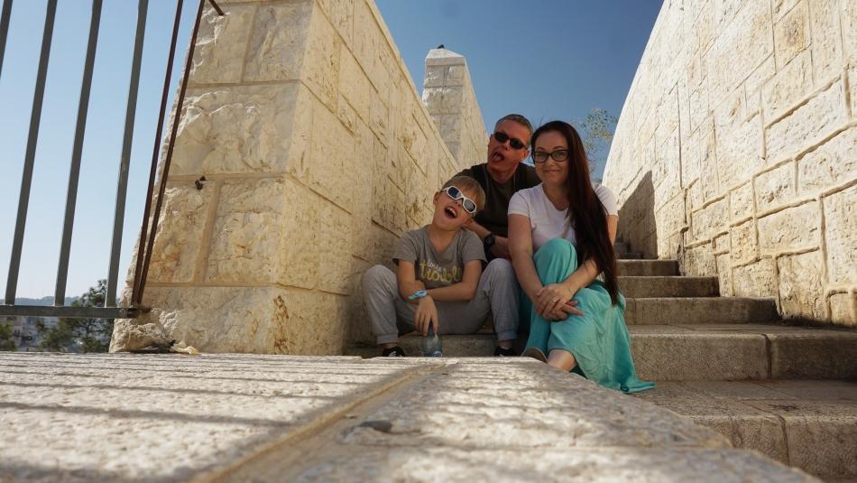 Jerozolima rodzinny wyjazd