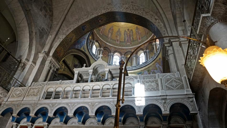 Jerozolima Bazyika Grobu Świętego