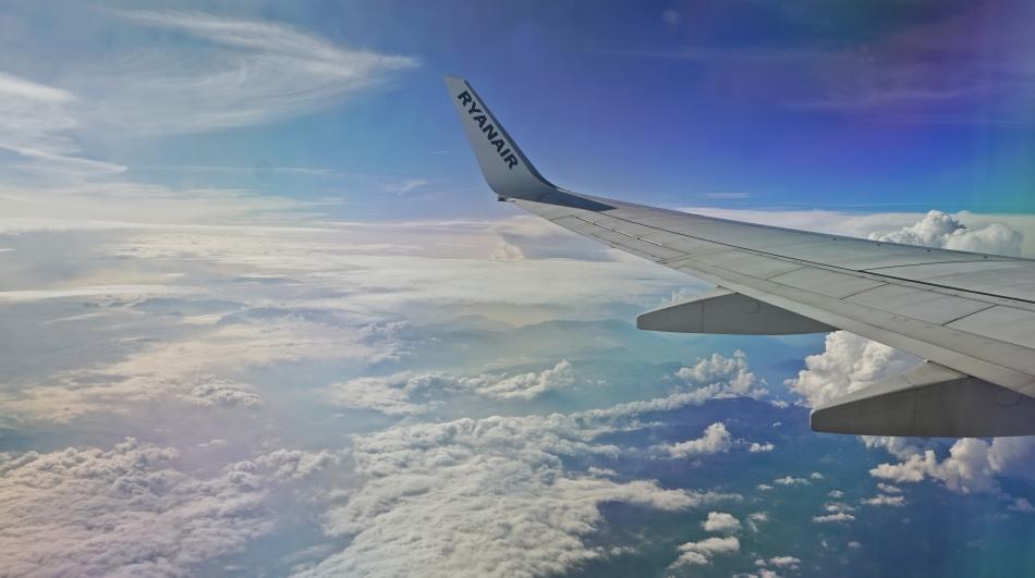 Wenecja lot samolotem
