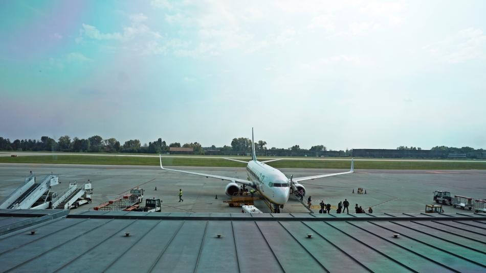 Wenecja lotnisko