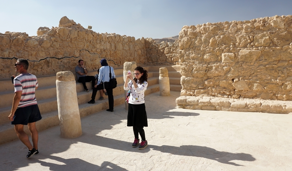 Masada synagoga