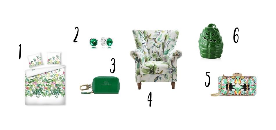 Zielone prezenty na Dzień Matki