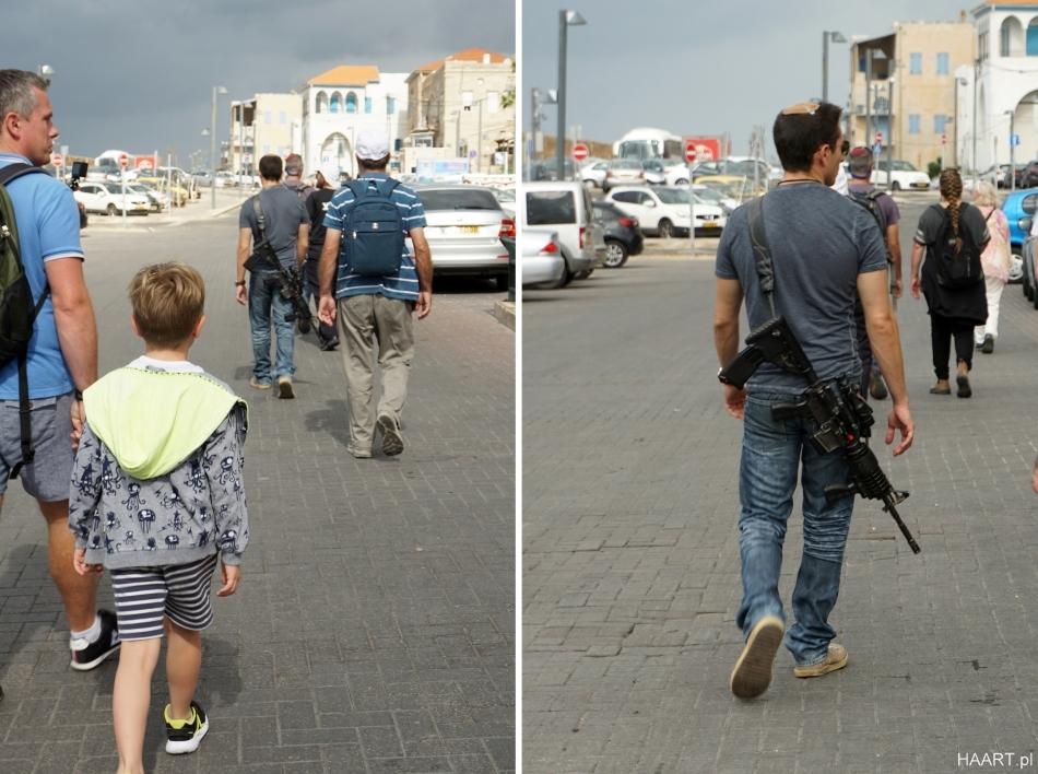 Bezpieczeństwo w Izraelu. Akka