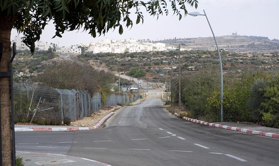 Bezpieczeństwo w Izraelu. Har Adar