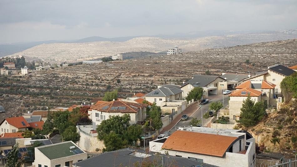 Bezpieczeństwo w Izraelu. Miasteczko Har Adar