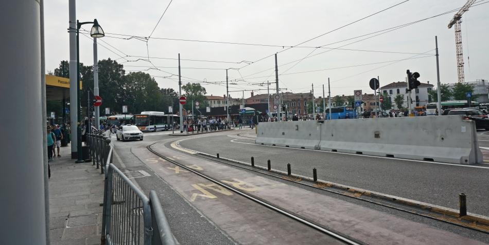 Wenecja Piazzale Roma