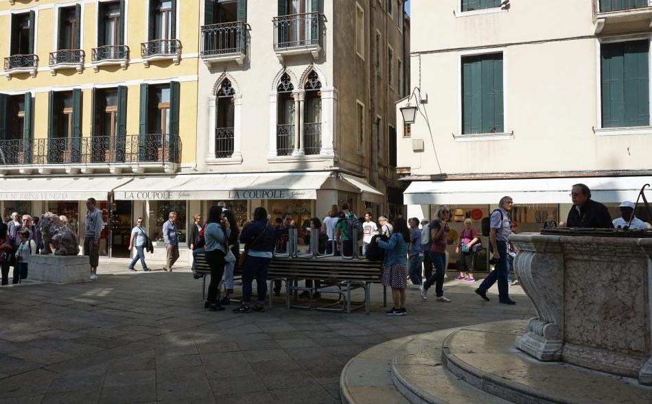 Wenecja Plac świętego Marka