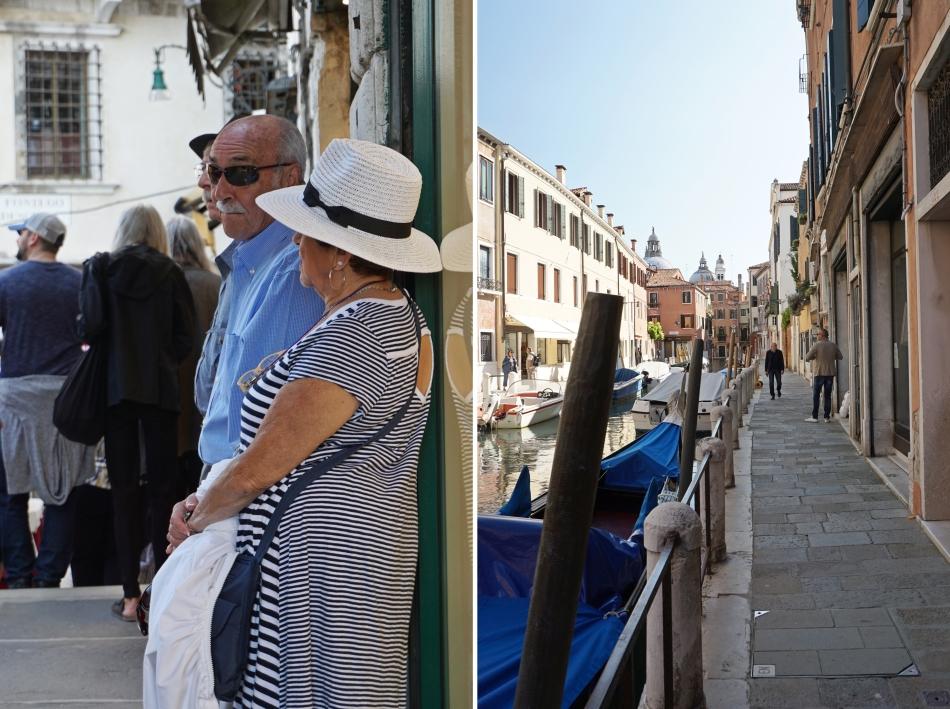 Wenecja romantyczne ulice