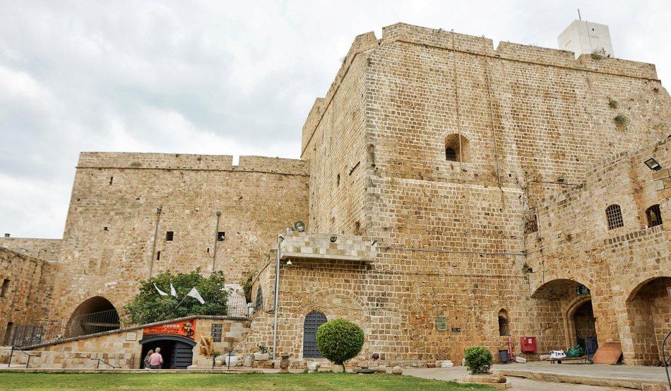 akka izrael cytadela stare miasto