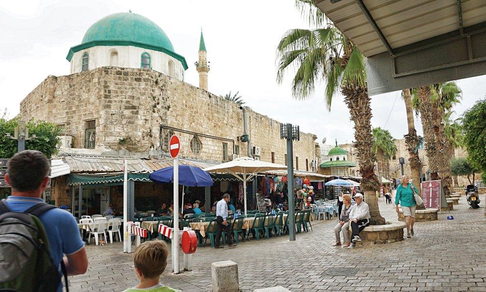 alla izrael meczet al-dżazzara stare miasto