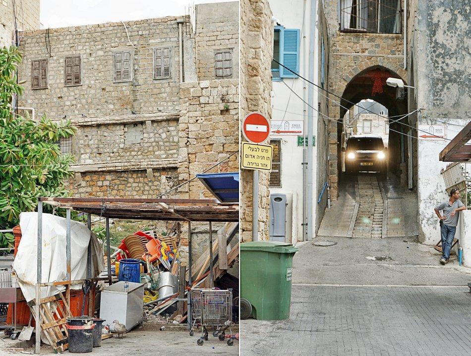 akka izrael uliczki życie