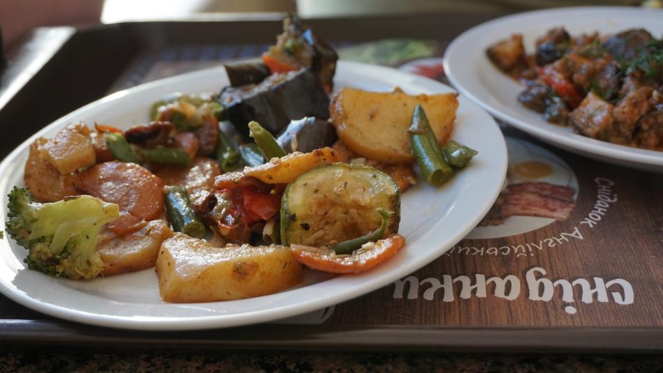 Kijów obiad