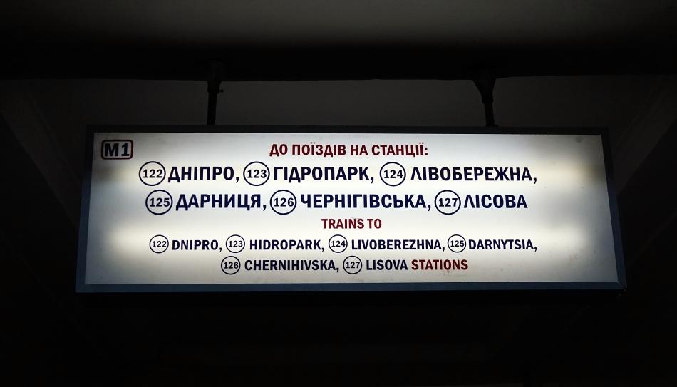 Kijów metro