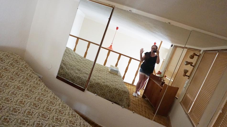 Kijów mieszkanie z antresolą