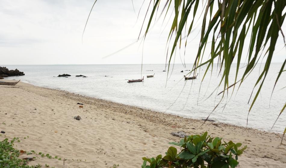 koh lanta tajlandia plaża